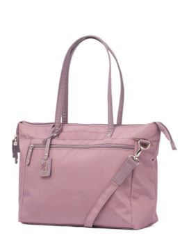 TRAVELPRO PATHWAY COLLECTION POLY TOTE BAG DUSTY ROSE TP22211 Front