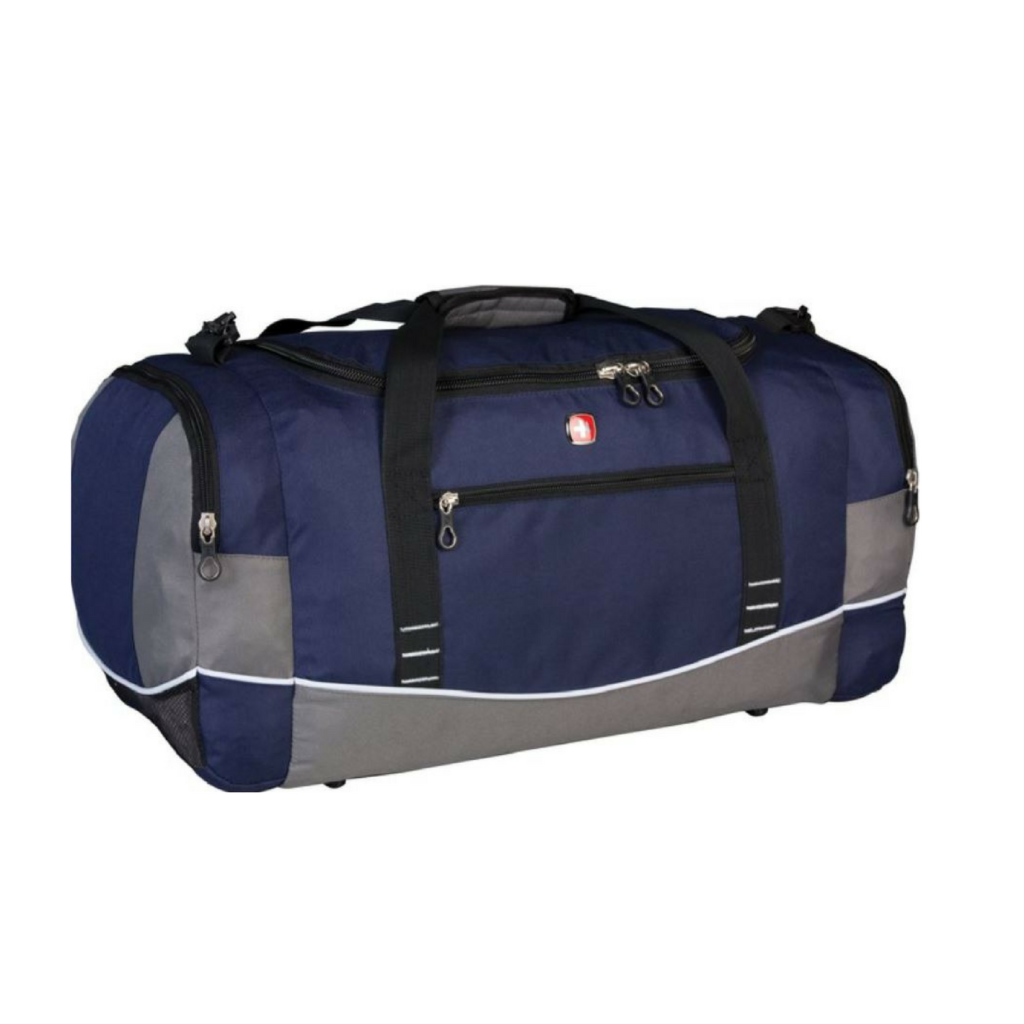 Swiss Gear Polyester Duffel Bag Blue SWA0765P-372-Navy 2