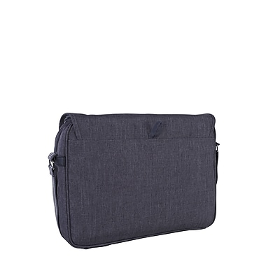 Roots 73 15.6inch Laptop Messenger Bag RTS3462 Grey Back