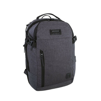 Swiss Gear Getaway 15.6 inch Laptop Backpack SW22308 Grey Front