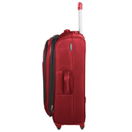 Swiss Gear Payerne Spinner 28 inch SWA46483 Red Side Left